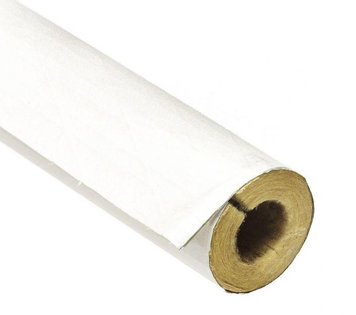утеплитель для труб из вспененного полиэтилена характеристики
