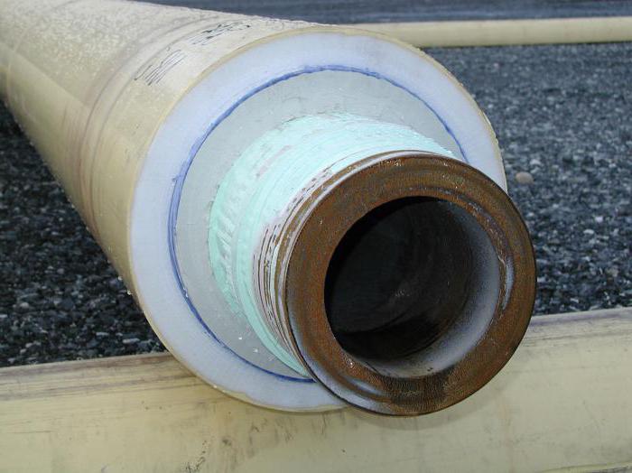 утеплитель для водопроводных труб из вспененного полиэтилена