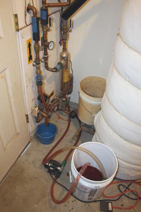 Антифриз для отопления дома какой лучше