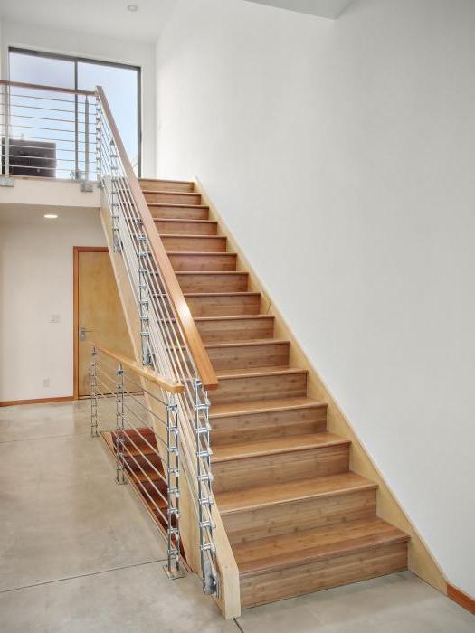 изготовление деревянных лестниц для дома