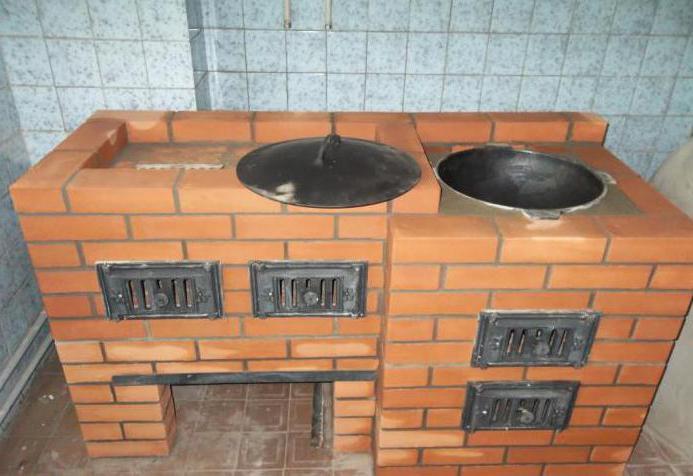 Обзор беседок с печкой и мангалом, с барбекю, фото