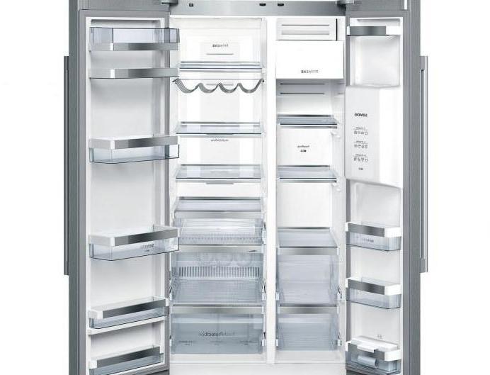 холодильник сименс двухкамерный ноу фрост