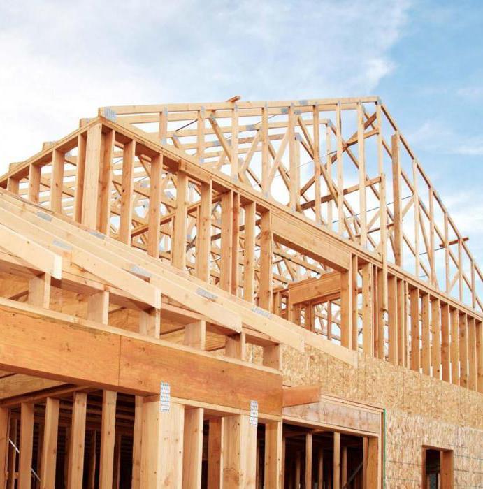 технология каркасного домостроения пошаговая инструкция