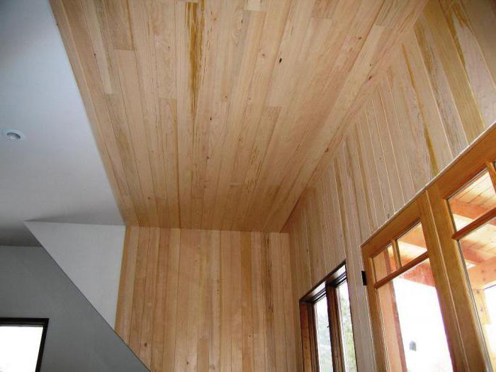 Чем можно обшить стены внутри дома недорого