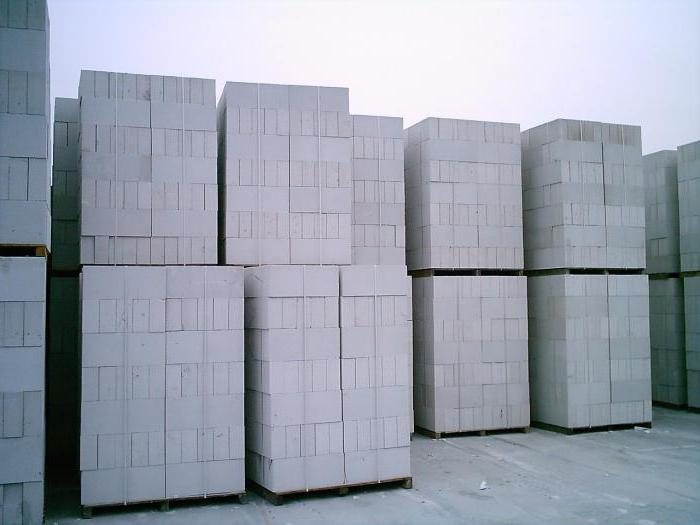 ячеистый бетон блоки цена
