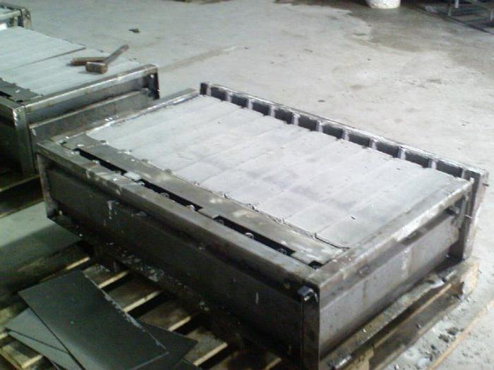 блоки ячеистого бетона гост