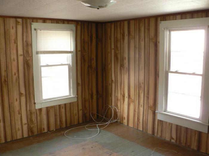 чем покрасить вагонку внутри дома на даче в белый цвет
