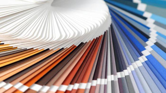 цветовая палитра таблицы оттенков красок dulux