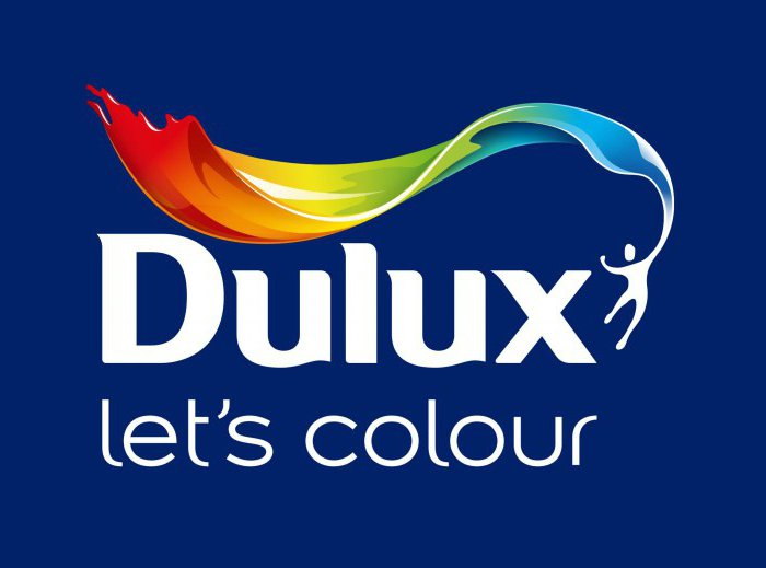 палитра цветов dulux