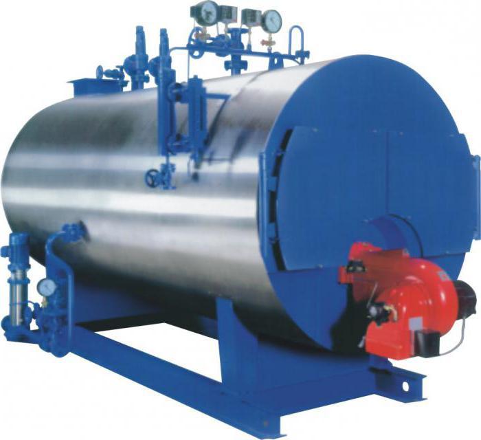 изготовление блочных газовых котельных