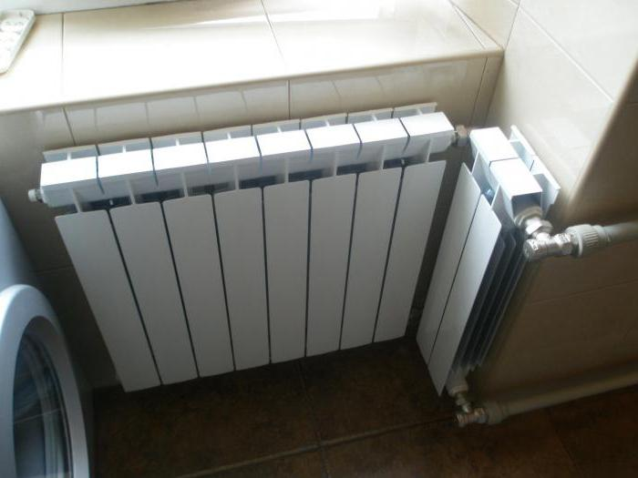 биметаллические радиаторы romer
