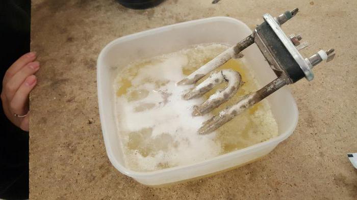 лимонной кислотой от накипи машинки автомат