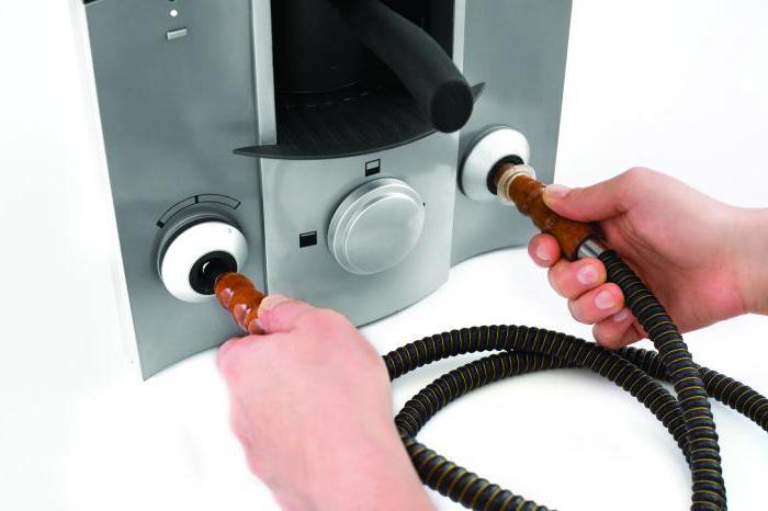 промыть систему отопления в частном доме