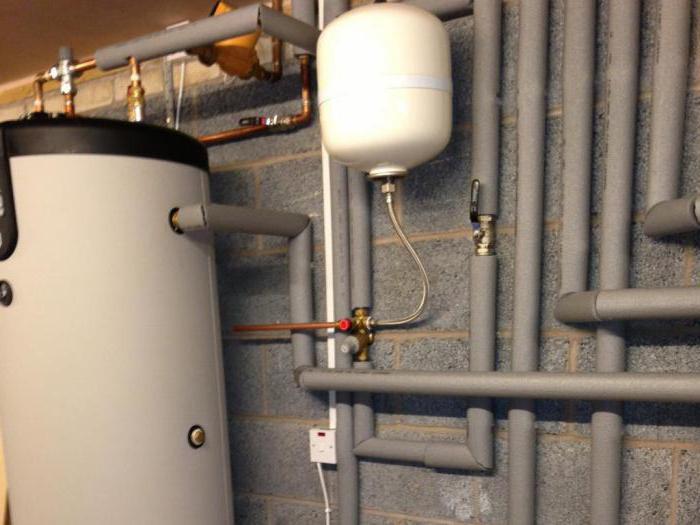 что залить в систему отопления частного дома на зиму