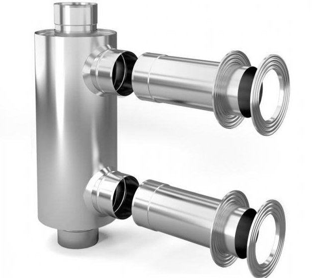 дымоход конвектор для бани своими руками