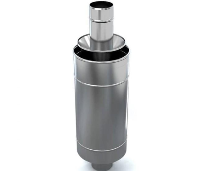 дымоход конвектор