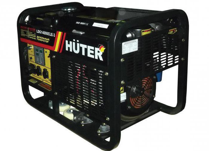 генераторы huter отзывы