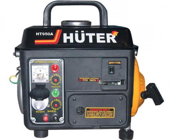 генератор huter