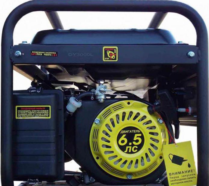 huter генератор