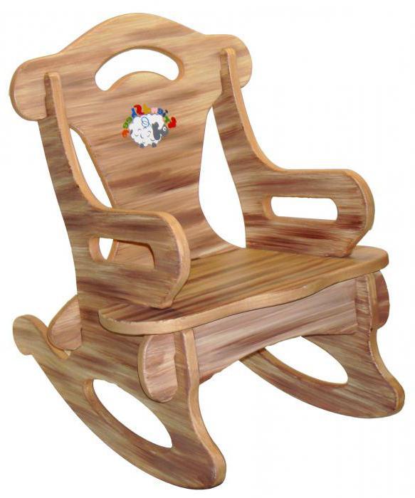 лекало для кресла качалки