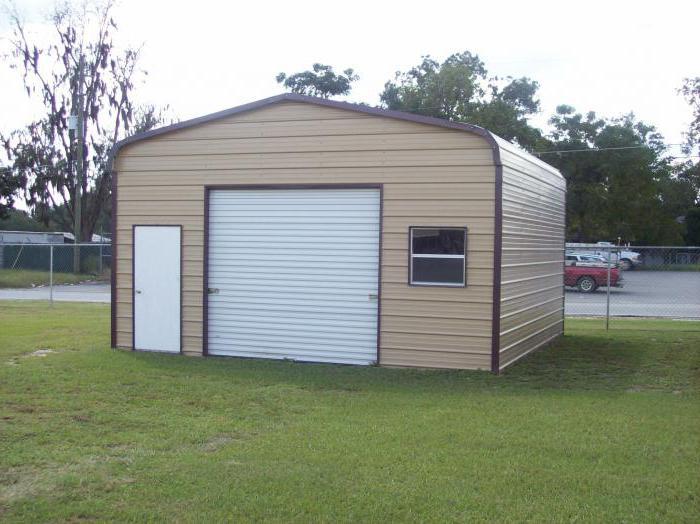 вентиляция металлического гаража своими руками