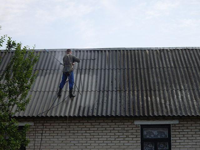 Штукатурка кирпичных стен на фасаде