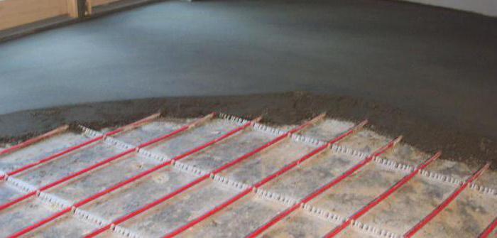 Теплый пол на лоджии: выбор материалов, особенности устройст.