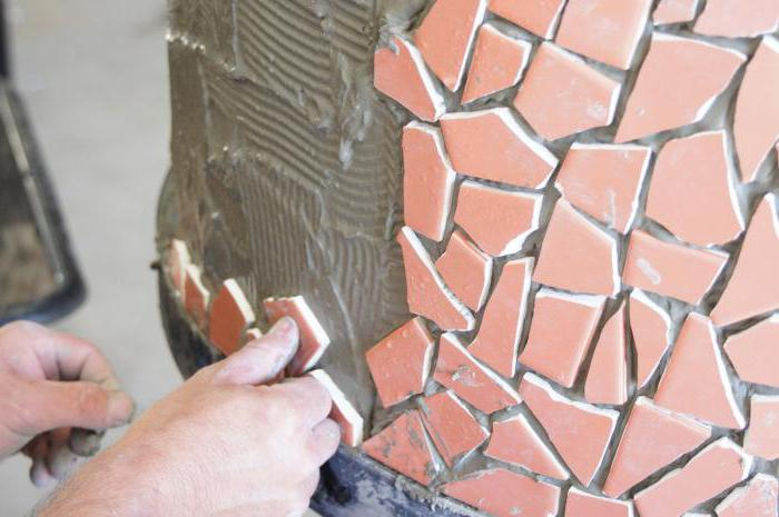 Облицовка керамической плиткой своими руками 41