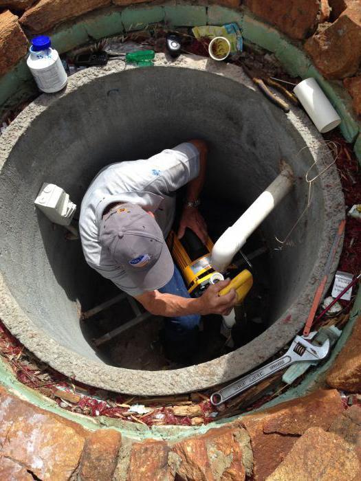 ремонт скважинного насоса вихрь
