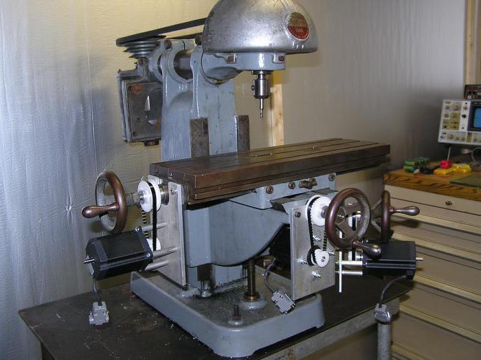 чпу фрезер своими руками из принтера