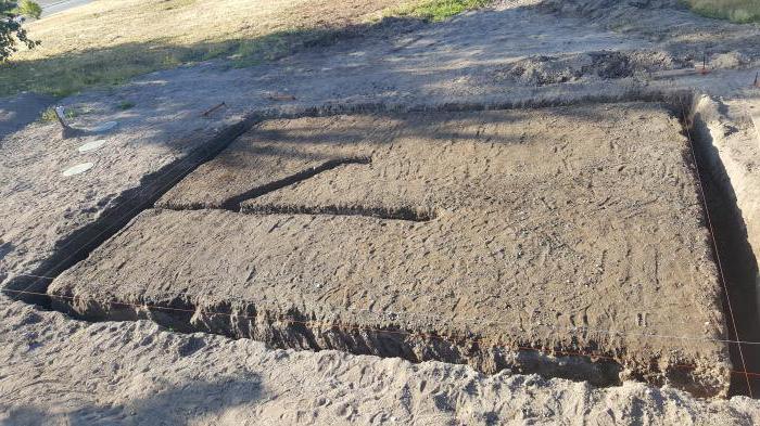 строительство на песке