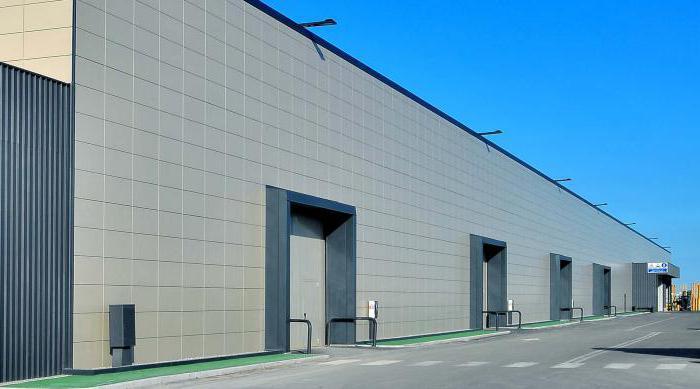 устройство фасадов зданий