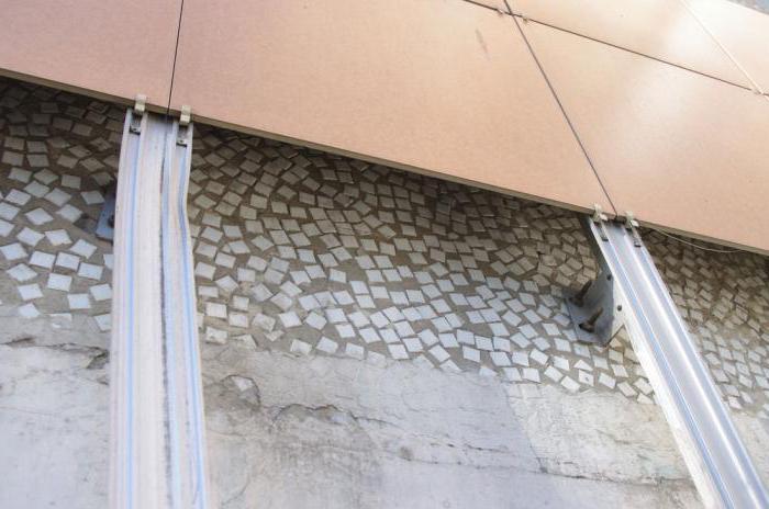 устройство фасадов домов