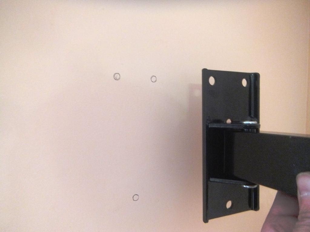 телевизор на гипсокартонную стену