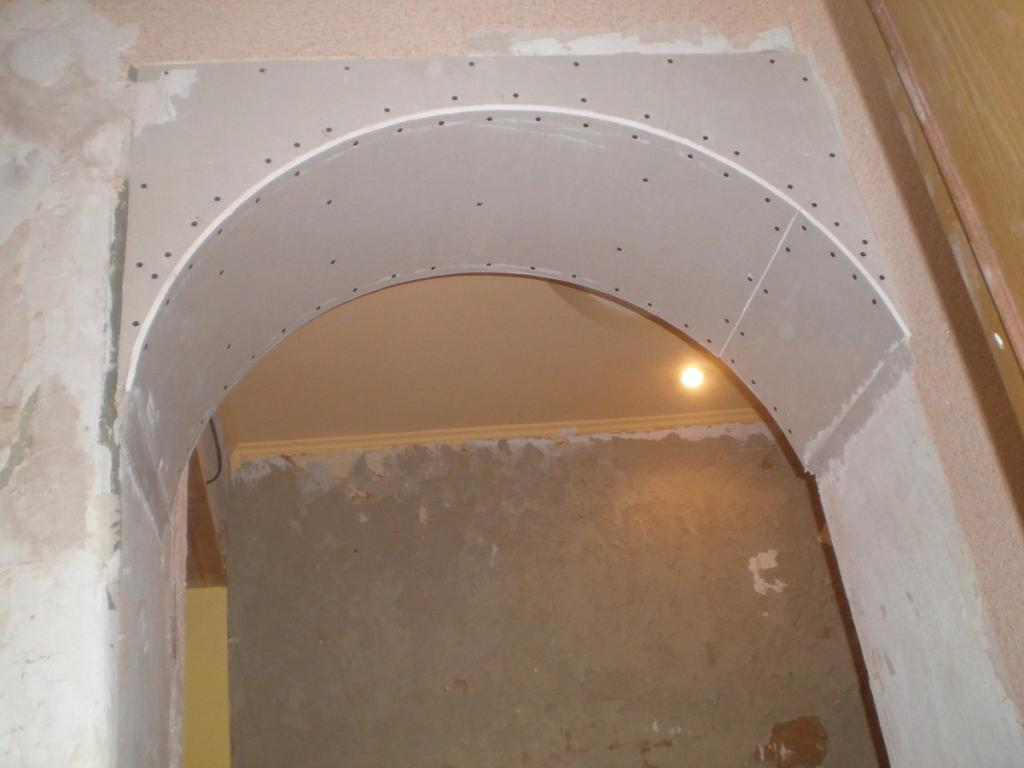 how to make an arch
