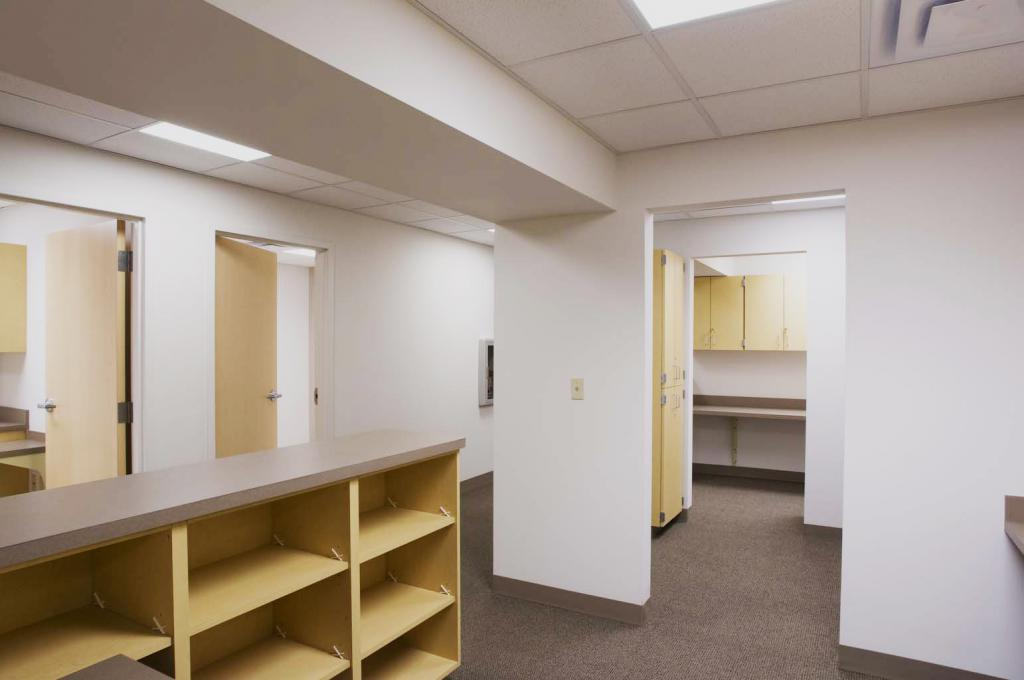 do-it-yourself interior partitions photo