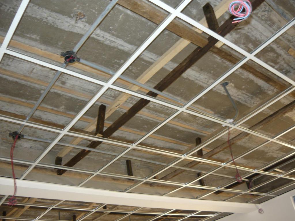 aluminum cassette ceilings 600x600