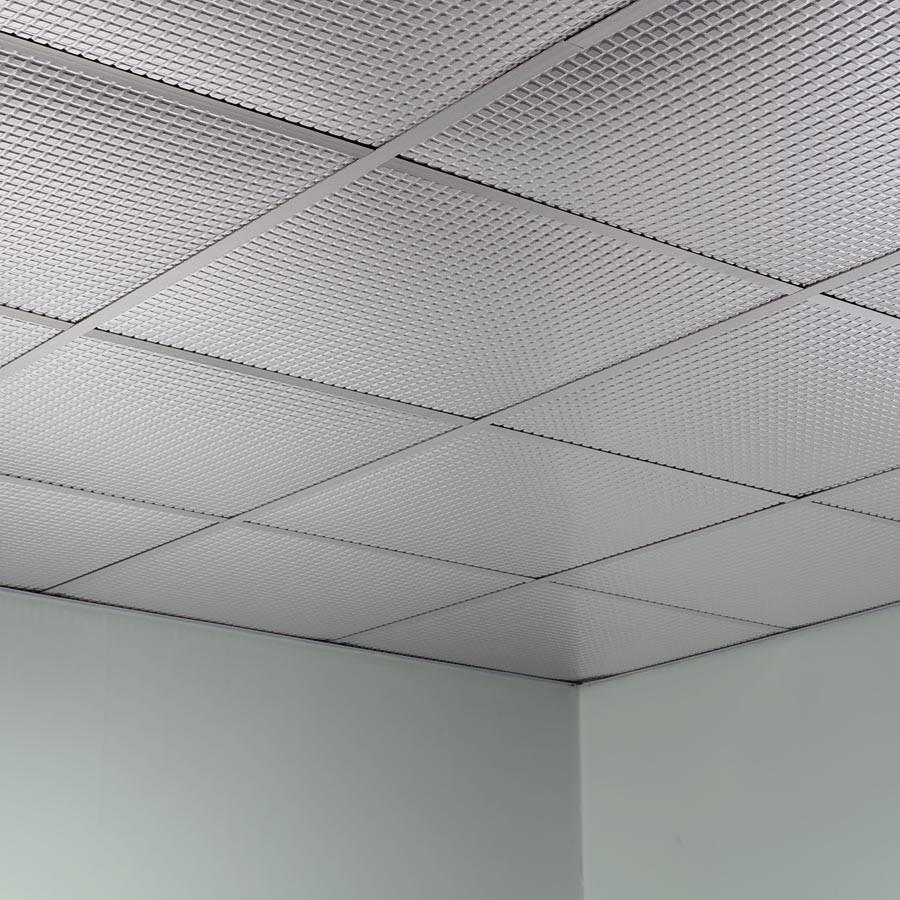 cassette aluminum ceilings tegular