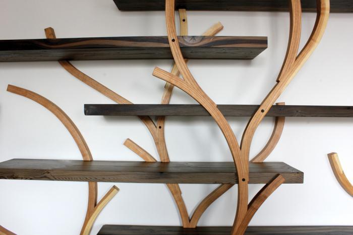 полка для обуви своими руками из дерева с размерами