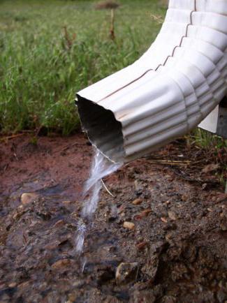 устройство дренажной системы на глинистой почве