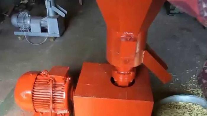 гранулятор комбикорма бытовой своими руками