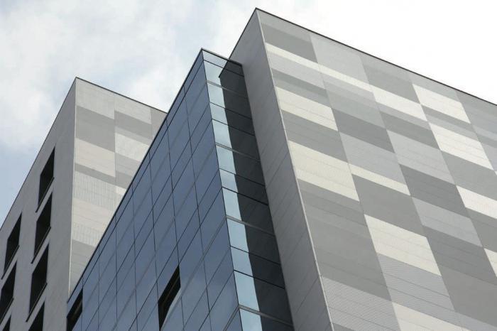 вентилируемый фасад из керамогранита технология монтажа