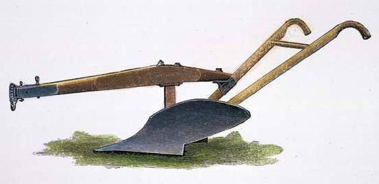 плуг для лебедки своими руками чертежи