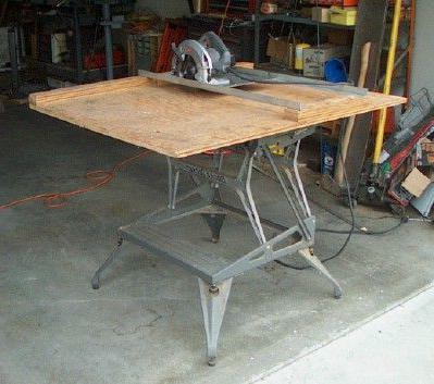 стол для циркулярной пилы