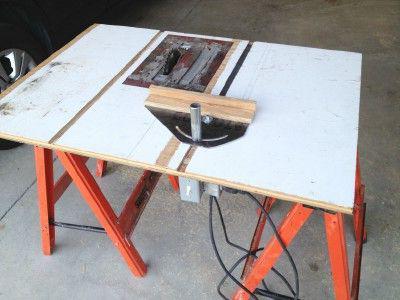 стол для циркулярной пилы своими руками