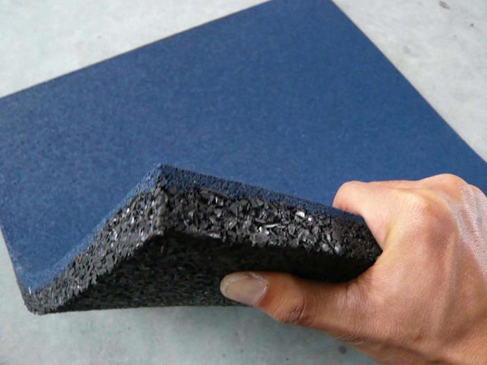 Оборудование для производства резиновой плитки