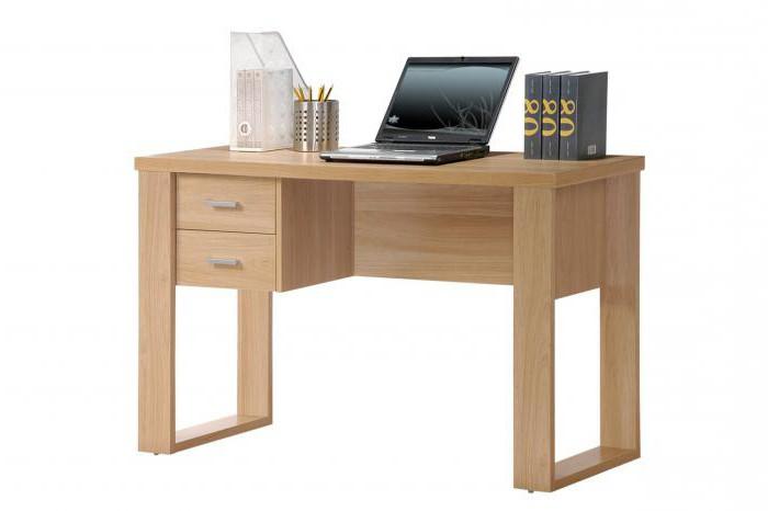 письменный стол с ящиками