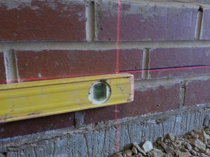 как установить маячки для выравнивания стен
