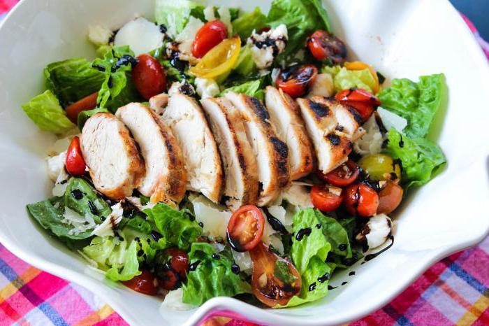 Легкие диетические салаты рецепты с фото