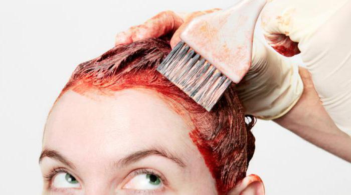 тонировка волос эстель